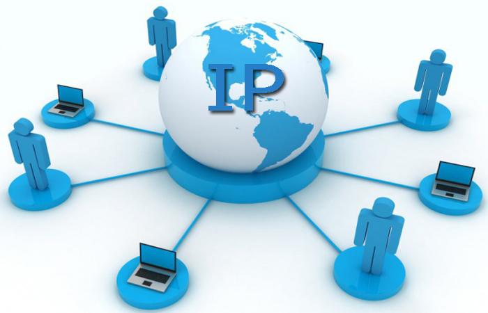 Как узнать местоположение по ip