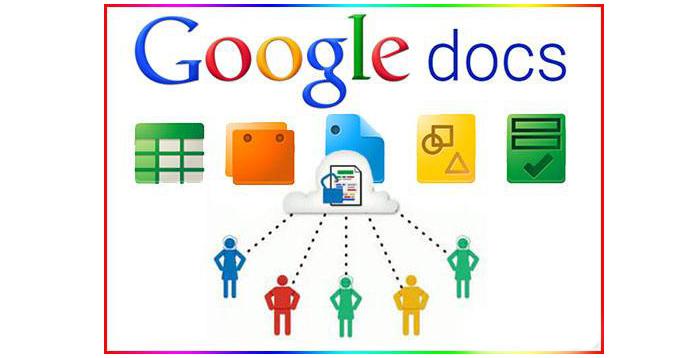 Общий доступ в Google Диск