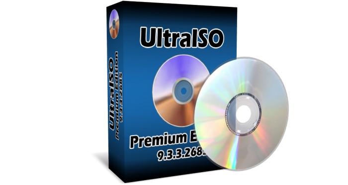 Программа UltraISO