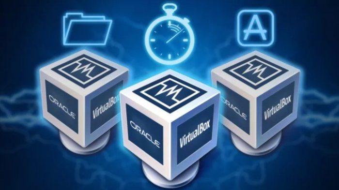 Программный продукт VirtualBox