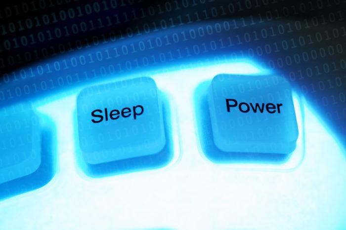 Спящий режим на компьютере