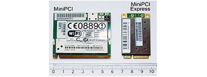 Тип разъёма Peripheral Component Interconnect x1 (mini)