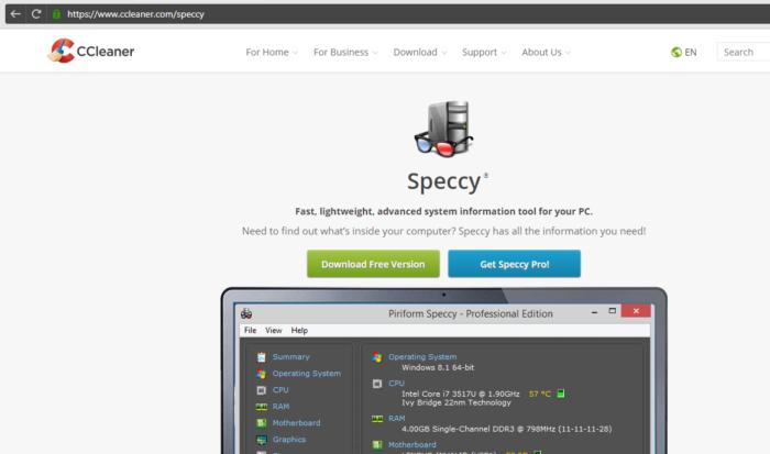 На сайте разработчика или другом надежном сайте нажимаем кнопку «Скачать» или «Download»